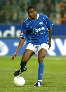 © BEATE HEINEN, 08.11.03, VfL Bochum - 1. FC Kšln, 1. Liga, 03/04: Sunday Oliseh